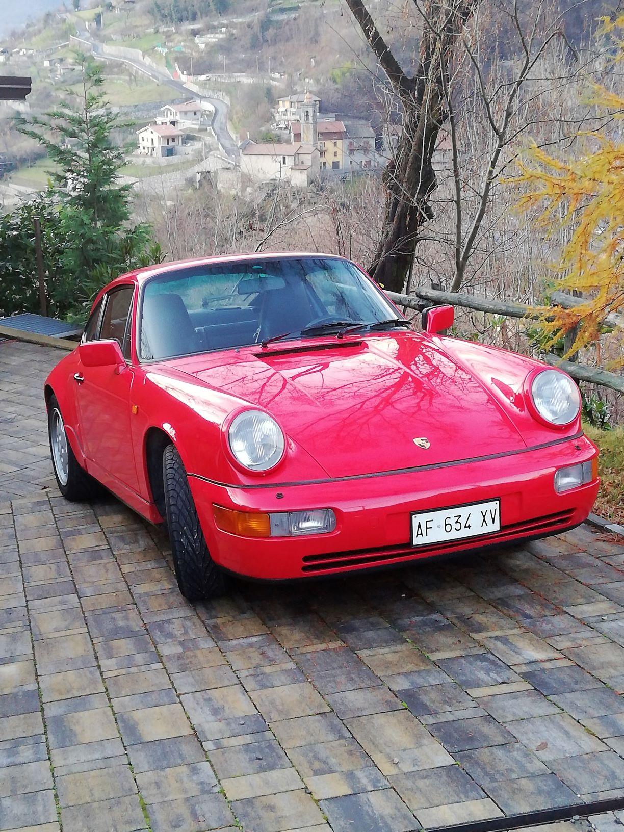 964 carrera 4 auto d'epoca - Passioneauto.it