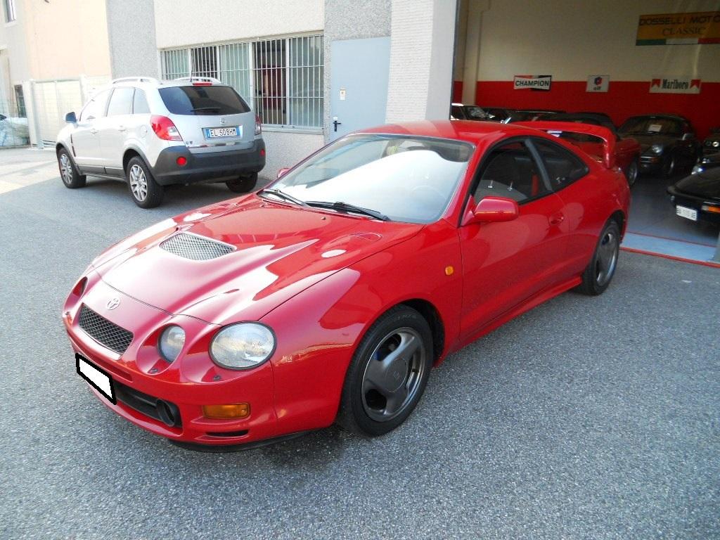 Celica 2.0i 16V GT-FOUR Turbo 4WD S6 auto d'epoca - Passioneauto.it