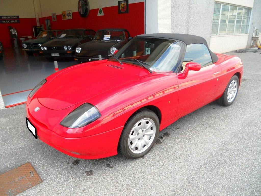 Barchetta 1.8 16V S1 auto d'epoca - Passioneauto.it