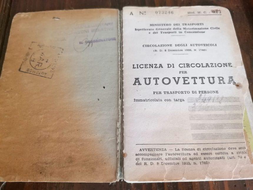Accolta l'istanza ASI: i documenti storici sono salvi - Adrenaline 24h