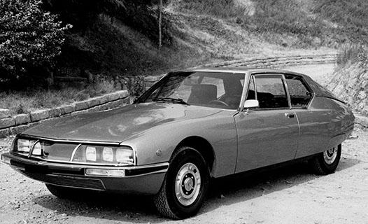 Corsanews - I 50 anni della SM: design Citroen e sotto il cofano un sei cilindri Maserati