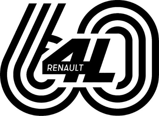 Corsanews - Renault festeggia i 60 anni della 4L